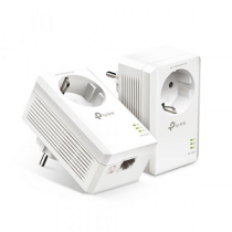 TP-LINK AV1000 Gigabit Powerline Passthrough Starter Kit