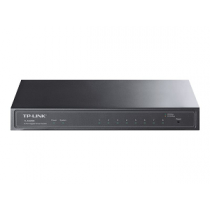 TP-LINK TL-SG2008 Switch Gigabit 8-Port 10/100/1000Mbps