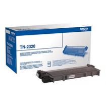 "Toner BROTHER TN-2320 (2.6Kpág@5%) ""Black"""