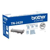 "Toner BROTHER TN-2420 (3.000pág@5%) ""Black"""