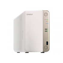 "QNAP TS-251B NAS 2x Hot-Swap 3.5"" DualCore 2.0GHz, 2Gb DDR3L"