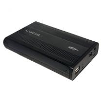 "Caixa Externa LOGILINK 3.5"" IDE«»USB2.0 UA0066 ""Black"""