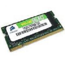 "Memoria SODIMM CORSAIR 2Gb 667MHz DDR2 ""VS2GSDS667D2"""