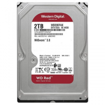 Disco Rigido WESTERN DIGITAL Red 2Tb 256Mb S-ATA6G