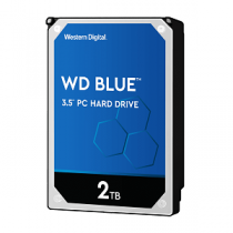 Disco Rigido WESTERN DIGITAL 2Tb Blue 5400rpm 64Mb S-ATA6G