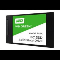 """Disco SSD WESTERN DIGITAL Green 120Gb 2.5"""" S-ATA6G"""