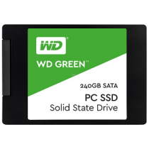 "Disco SSD WESTERN DIGITAL Green 240Gb 2.5"" S-ATA6G"