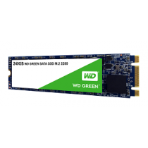 Disco SSD WESTERN DIGITAL Green 240Gb M.2 S-ATA6G