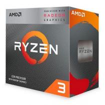 CPU AMD Ryzen 3 3200G 4.0GHz Max. SktAM4 6Mb Cache 65W
