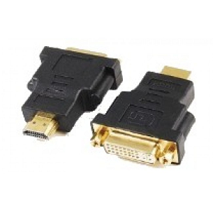"Adaptador GEMBIRD (HDMI A-Male«»DVI-D Female) ""A-HDMI-DVI-3"""